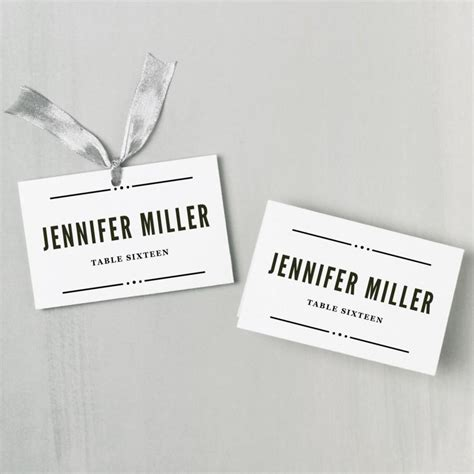 place card template for word invitation printable place card template 2528486 weddbook