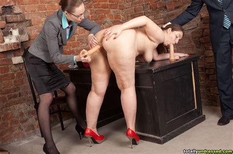 Extreme bizarre torture bondage — 15