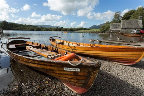 rowing boat manufacturers uk rowing boat hire keswick launch co