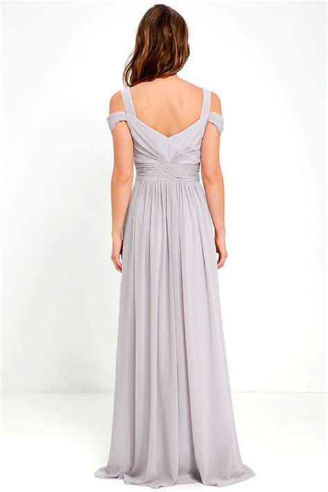 Elegance Maxy grey dress maxi dress cocktail dress prom