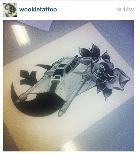 tattoo artist instagram uk star wars tattoo art print by tom devine uk tattoo artist