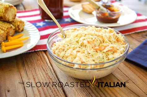 printable italian recipes the slow roasted italian printable recipes simple cole slaw