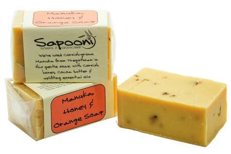 Manuka Honey Soap manuka honey and orange soap sapooni handmade soaps