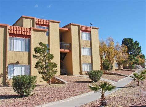 appartments in el paso vista ventana el paso tx apartment finder