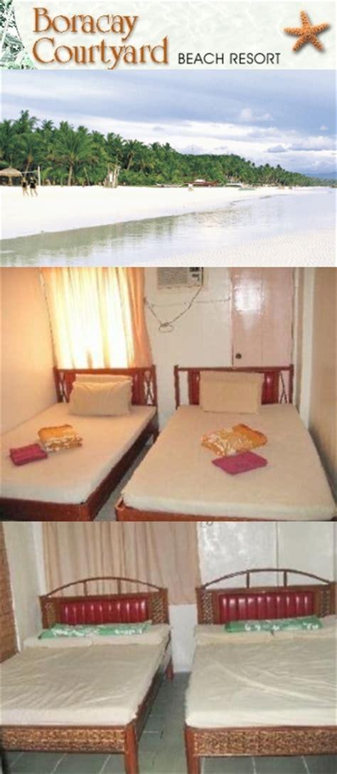 Cheap Boracay Rooms by Boracay Courtyard Resort Cheap Hotel In Boracay