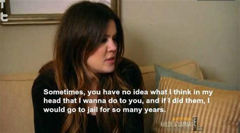 Khloe Kardashian Memes - thought crimes from khloe kardashian odom s best moments