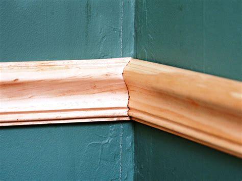 how to make a chair rail install a chair rail how tos diy