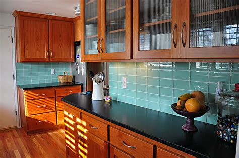 teal tile backsplash pin by janel walton on teal kitchen