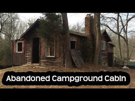 Log Cabin Rentals Nj by Abandoned Cground Log Cabin House New Jersey