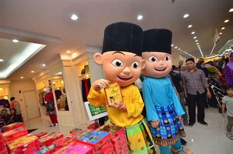 Baju Raya Jakel Upin Ipin jakel keluarkan koleksi baju melayu kanak kanak upin ipin fesyen cari infonet
