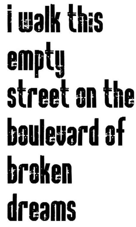 boulevard of broken dreams green day karoke 1000 images about song lyrics on pinterest taylor swift