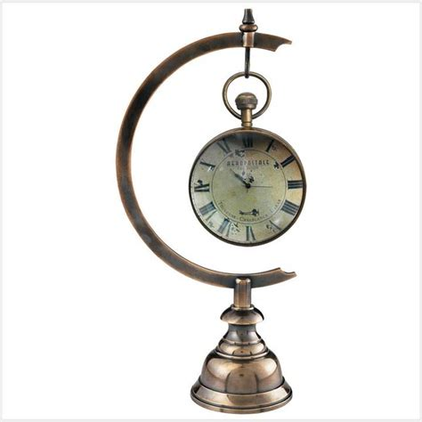 Clock L Stand vintage clock stand for eye of time