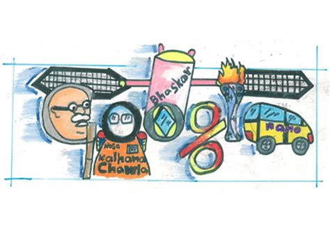 doodle for india 2014 competition amazing creativity from doodle 4 competition in india