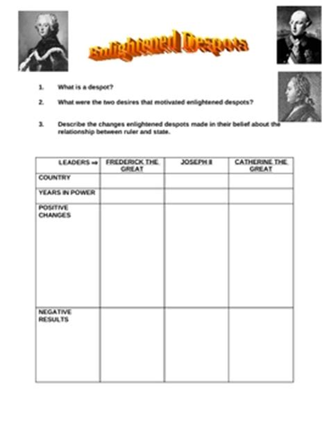 the age of absolutism section 1 quiz pictures enlightenment worksheet getadating