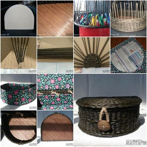 Paper Basket Craft Ideas - 213 best images about diy ideas on magnetic