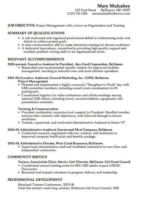 resume sle for volunteer work mejores 49 im 225 genes de resume exle en