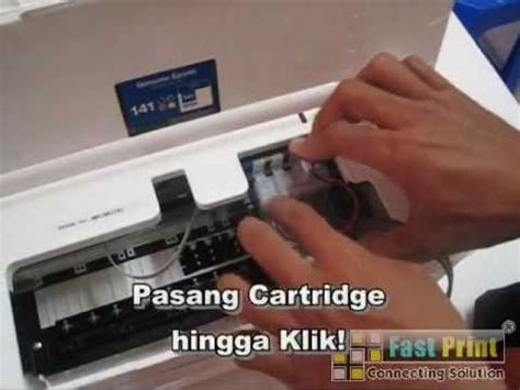 Printer Epson Me32 tutorial memasang infus modifikasi epson me32
