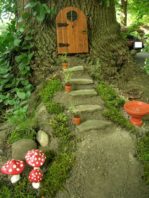 Fight The Fairies Did That Just Happen Blog Gnome Garden Ideas