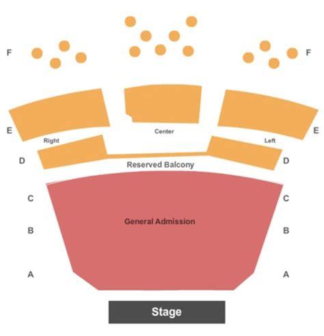 theatre royal seating chart royal oak theatre tickets in royal oak michigan