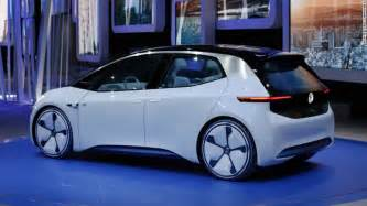 Electric Cars Future Range Electric Vw To Go Farther Than Tesla Model 3 Sep 28 2016