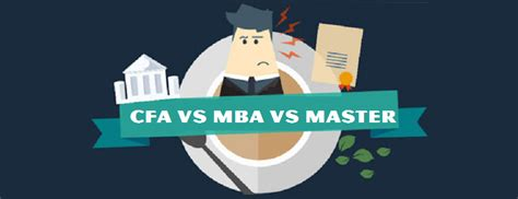 Mba Vs Masters In Fincance by So S 225 Nh C 225 C Loại Bằng Cfa Mba Master Trong Ng 224 Nh T 224 I Ch 237 Nh