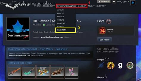 How To Search For In Steam How To Check Steam Trade Url Of Steam Account