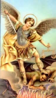 le engel michael engel de gerechtigheid kracht en bescherming
