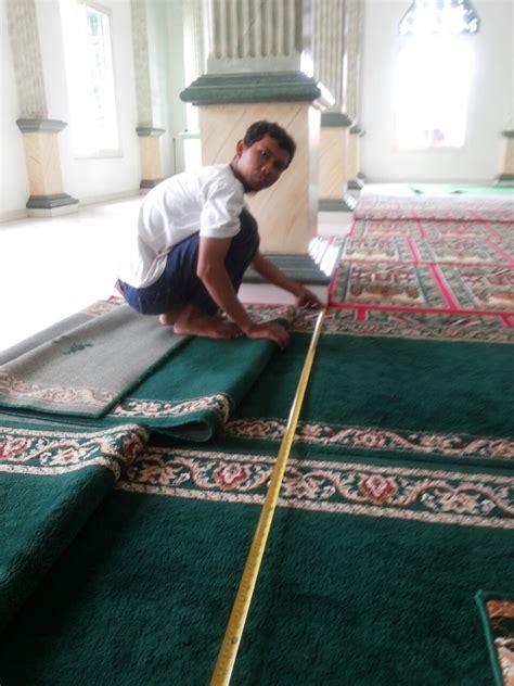 Wallpaper Polos Harga Ekonomis Jakarta Timur jual karpet masjid polos al husna pusat kebutuhan masjid