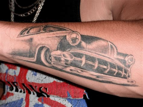 old car tattoo designs car tattoos page 2