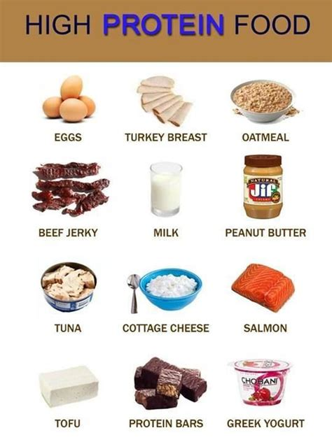 3 protein foods what foods are high in protein quora