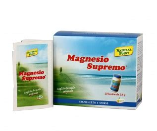 magnesio supremo in capsule integratori di magnesio naturali sorgentenatura it