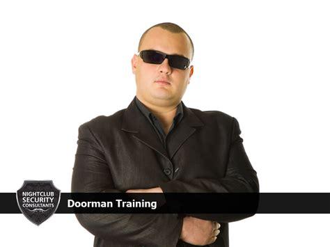 best bouncer doorman nightclub security consultants