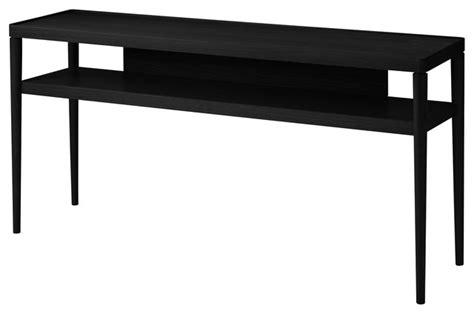 sofa side table ikea stockholm sofa table black scandinavian side tables
