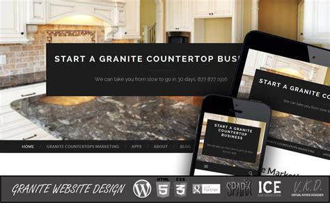 Granite Countertop Business by Top Granite Countertops Domains Fireups Local Marketing