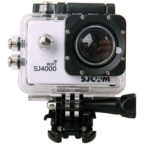 Sjcam Sj4000 sjcam sj4000 with wi fi white sj4000wfw b h