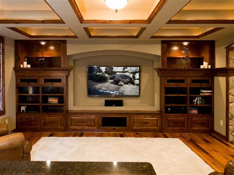 custom home theater media center home theater cabinet home theater basement ideas fabric sofa in front of book