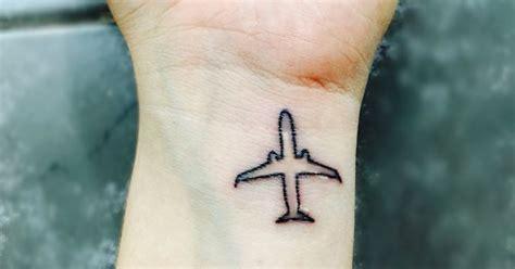 plane tattoo pinterest airplane tattoo lovely airplane tattoo pinterest