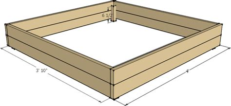 square foot gardening without raised beds modular raised bed system for square foot gardening tom