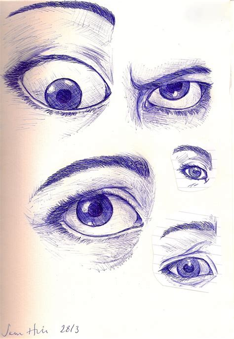 doodle eye doodle by puppy2388 on deviantart