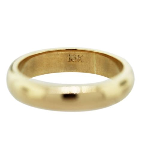 Wedding Bands Gold by 18k Yellow Gold S Wedding Band Ring Raymond Jewelers