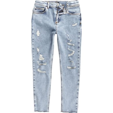 light blue boys boys light blue sid ripped denim sale boys