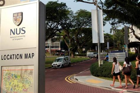 National Of Singapore Mba by Locked Out Student Falls To In Nus Singapore