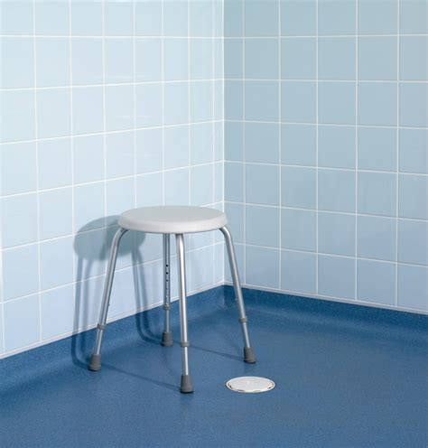 portable shower stool pss