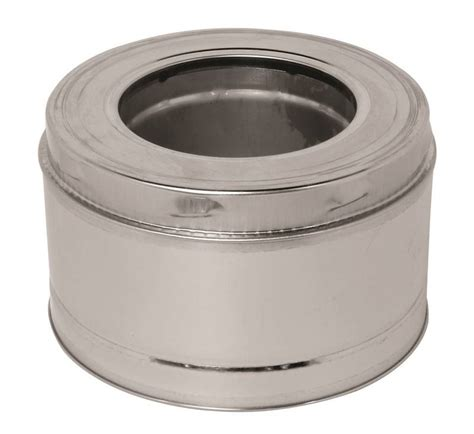 Chimney Pipe Price - supervent jm7s6 insulated chimney pipe 6 in stainless steel