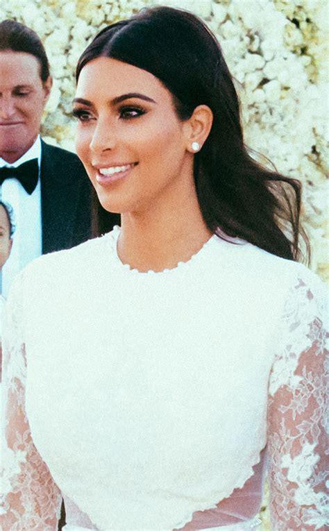 kim k wedding hair how to recreate kim kardashian s three wedding hairstyles