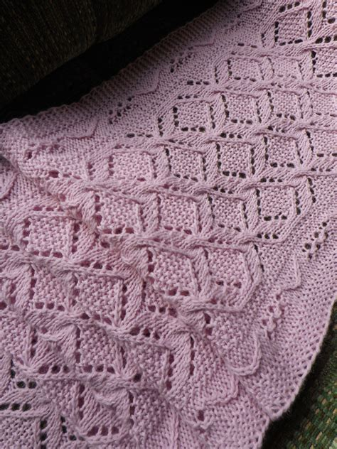 pattern for lace yarn knit scarf pattern cables and lace worsted weight yarn