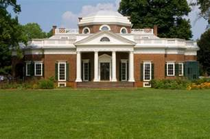 neoclassical style homes ewe hooo mixed media painting monticello