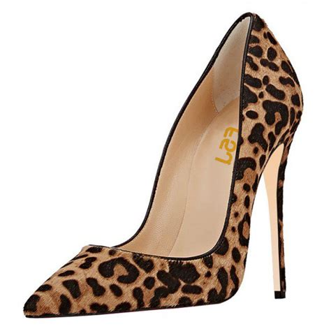 Stiletto Sandals Club Pumps leopard print heels suede pumps stiletto heels for