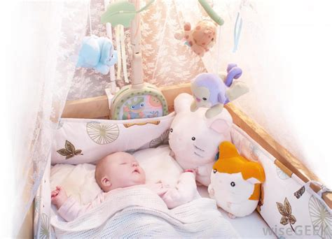 the gallery for gt newborn baby sleeping in crib