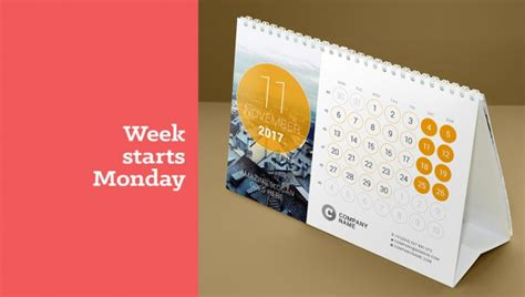how to make desk calendar in illustrator 21 desk calendar designs indd ai illustrator